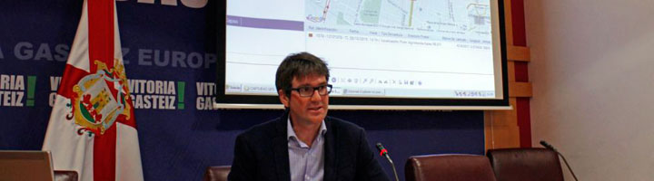 Una herramienta de seguimiento GPS permitirá ejercer un mayor control sobre los equipos de limpieza en Vitoria