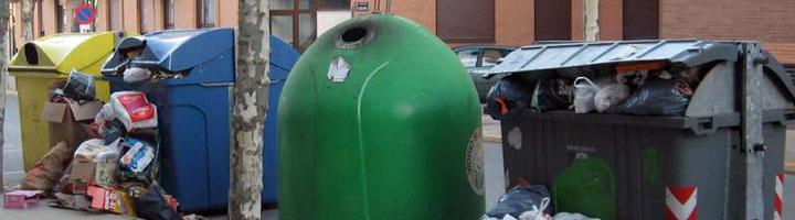 Diseñan un sistema que prevé el volumen de los contenedores de residuos para planificar la ruta de recogida más eficiente
