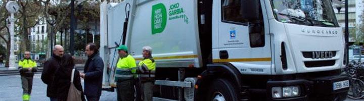 La Parte Vieja de San Sebastián ya cuenta con su Nuevo Plan de Recogida de Residuos