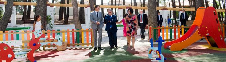 Los pequeños pueblos de Valencia contarán con 8 millones para mejorar parques, jardines y mobiliario urbano