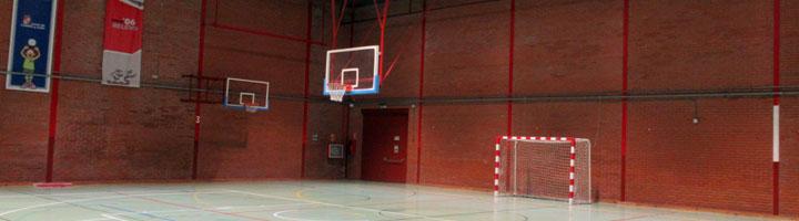 El EREN aplica por primera vez a un pabellón polideportivo la tecnología LED de iluminación más eficiente