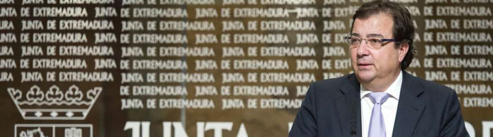 El presidente de la Junta de Extremadura inaugurará las XXIV Jornadas Técnicas de ANEPMA
