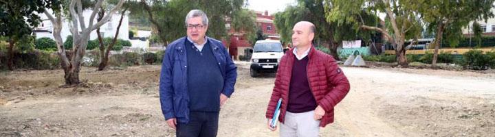 Benalmádena da comienzo a los trabajos preliminares para la creación del futuro parque Albaytar