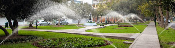Castellón invertirá más de 450.000 euros para aprovechar el agua reutilizada que regará zonas verdes y jardines