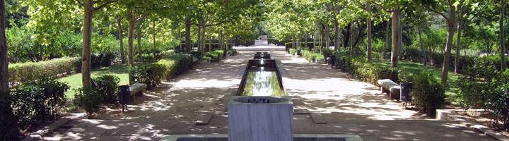 Toledo pone en marcha la fuente del parque de Las Tres Culturas y realiza arreglos en varios de sus espacios