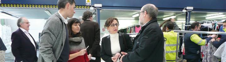 Asturias fomentará el reciclaje de textil a traves de un convenio con Cáritas-Koopera