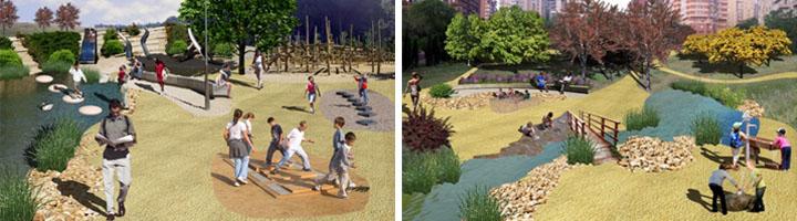 Cáceres adjudica las obras de ampliación del parque del Príncipe por 3,9 millones de euros