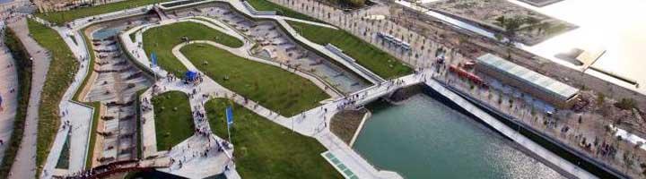 El Parque del Agua de Zaragoza recibe el certificado 'Green Globe' de sostenibilidad medioambiental