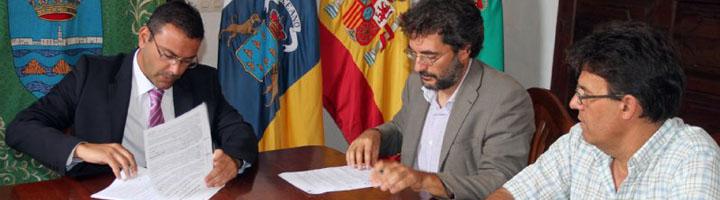 Teguise ahorrará 5 millones de euros con el nuevo contrato de alumbrado público