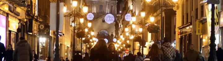 La iluminación Navideña de Zaragoza incrementa los ornamentos y apuesta por los leds