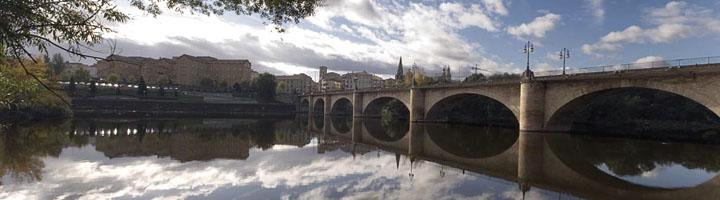 Logroño presenta el Plan de Regeneración del entorno del Ebro