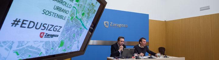 Zaragoza presenta su Estrategia de Desarrollo Urbano Sostenible e Integrado