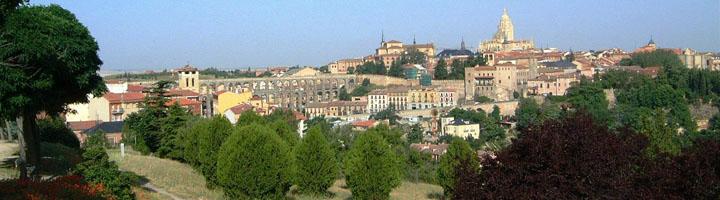 ACCIONA se ocupa desde hoy del mantenimiento y limpieza de las zonas verdes de Segovia