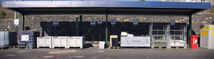 La Xunta de Galicia y Fegamp dotarán de equipamiento para optimizar el reciclaje de RAEE en los puntos limpios