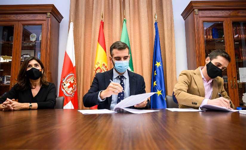 2 millones de euros anuales para el mantenimiento de vías y espacios públicos de Almería