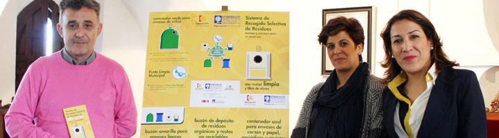 EPREMASA arranca en Villa del Río su campaña de sensibilización sobre la recogida selectiva de residuos