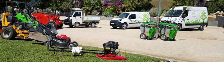 Santa Coloma de Gramenet aumenta un 23% la inversión municipal en el mantenimiento y la mejora de los parques y jardines