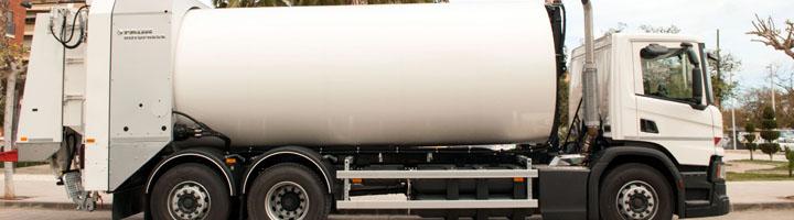 La Mancomunidad del Carraixet cuenta con nuevos camiones más sostenibles para la recogida de residuos