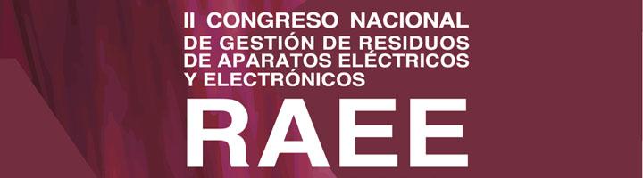 Mañana dará comienzo el II Congreso Nacional de Gestión de Residuos de Aparatos Eléctricos y Electrónicos (RAEE)