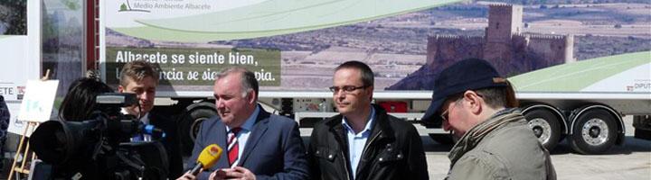 Albacete se convierte en referente medioambiental a nivel nacional por el tratamiento de residuos sólidos urbanos