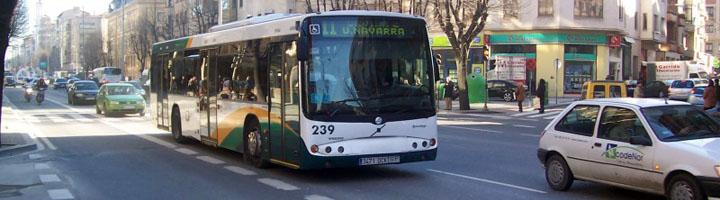 El Gobierno de Navarra acuerda con la Mancomunidad de la Comarca de Pamplona aportar 18,2 millones al transporte urbano