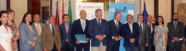 El octavo foro Greencities y la primera edición de Hi!Drone Technology abren sus puertas el próximo miércoles