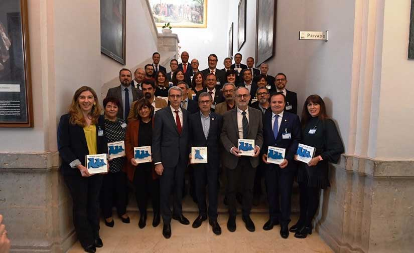 35 ayuntamientos reciben las Pajaritas Azules 2020 de ASPAPEL