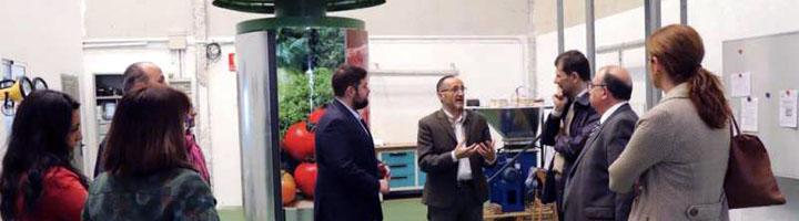 La Diputación de Valencia impulsa un proyecto de mobiliario urbano que limpia el aire de dióxido de carbono y partículas