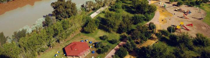 La Rinconada somete al parque El Majuelo a una profunda remodelación