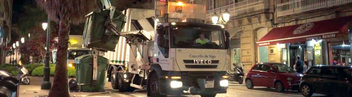 FCC Medio Ambiente adjudicataria del contrato de limpieza viaria, limpieza de playas y recogida de residuos de Vigo