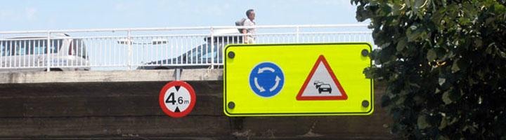 Adjudicado el contrato de mantenimiento y nueva señalización horizontal y vertical de la ciudad