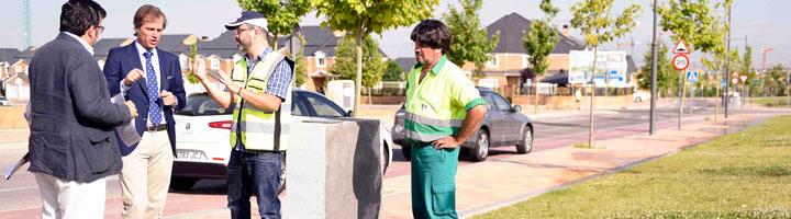 Boadilla implanta un sistema de telegestión para optimizar el consumo de agua en los parques