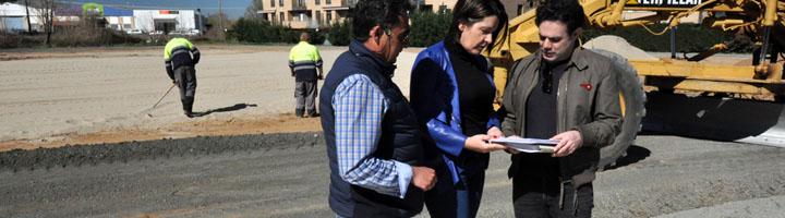 Santa Marta de Tormes completa las instalaciones deportivas de la zona de La Raqueta