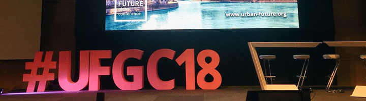 Lanzamiento del Premio a la Acción Transformadora 2018 en la Conferencia Global del Futuro Urbano