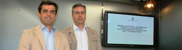 Albacete presenta el proyecto de sustitución de luminarias existentes por otras con tecnología LED