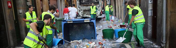 Pamplona invertirá 6,89 millones en la prórroga del contrato de limpieza y la adquisición de 7 barredoras