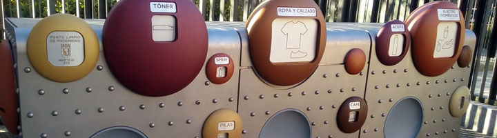 Madrid autoriza el nuevo contrato de puntos limpios para incrementar el reciclaje y la reutilización