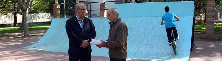 Huesca completa la primera fase de adecuación de espacios deportivos urbanos con siete actuaciones