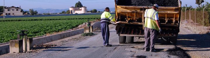 Alicante sube hasta los 40,2 millones de euros el presupuesto de Infraestructuras para 2015