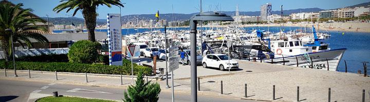 El alumbrado público de los ocho puertos gerundenses ya funciona con tecnología LED