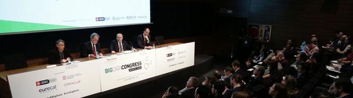 Big Data Congress abre sus puertas en Barcelona