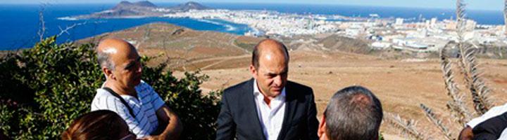 Las Palmas de Gran Canaria remodela la plaza de Los Giles para facilitar la accesibilidad de los vecinos