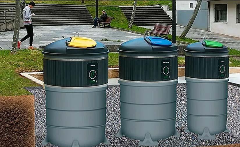 5 ventajas de los contenedores Molok
