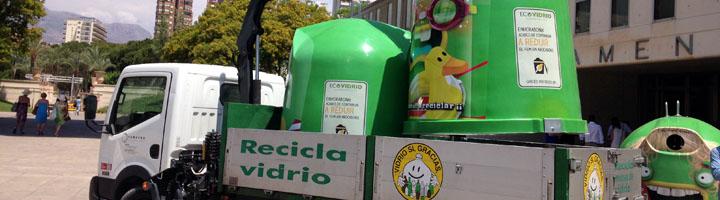 El 35% de los todos los residuos de envases de vidrio del año se reciclan durante el verano