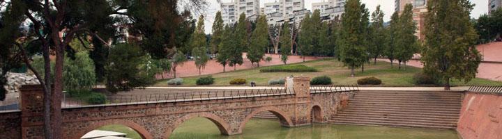 Barcelona renueva las principales zonas verdes de Nou Barris