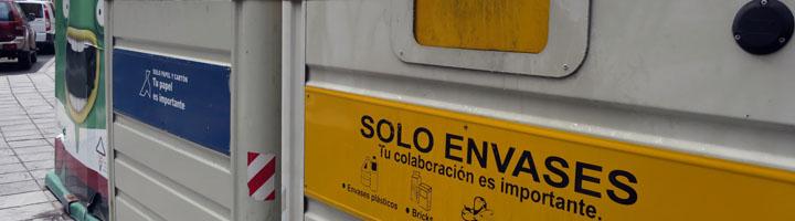 La Palma supera la media regional en la recogida selectiva de vidrio y papel y cartón