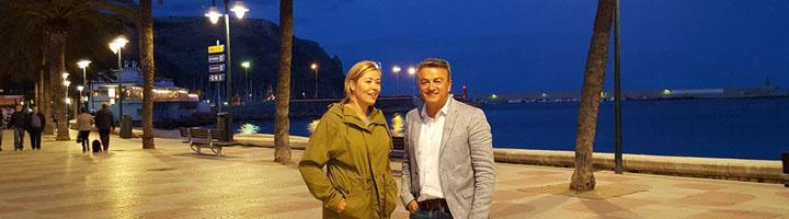 Xàbia invierte 380.000 euros en la sustitución de 567 farolas en diversos puntos del municipio