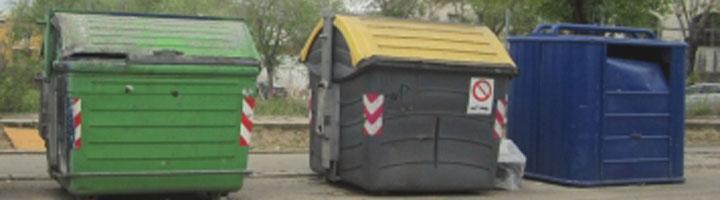 El Ayuntamiento de Carmona solicita la instalación de 135 contenedores selectivos en las urbanizaciones