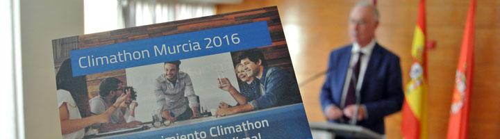 Murcia participa en el Climathon, evento mundial de ideas innovadoras contra el Cambio Climático