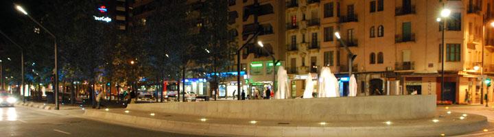 Adjudicada la primera fase de adecuación de todo el alumbrado público de Logroño